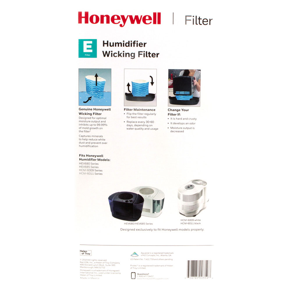 HC14V1 Cool Moisture Replacement Humidifier Filter E Honeywell Store #6A6161