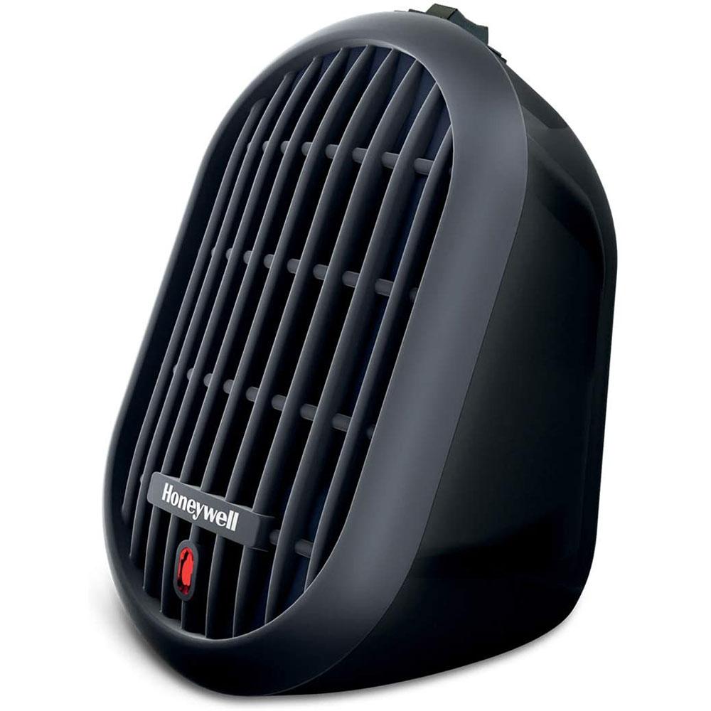 Charmant Honeywell Heat Bud Ceramic Portable Mini Heater, HCE100 Series