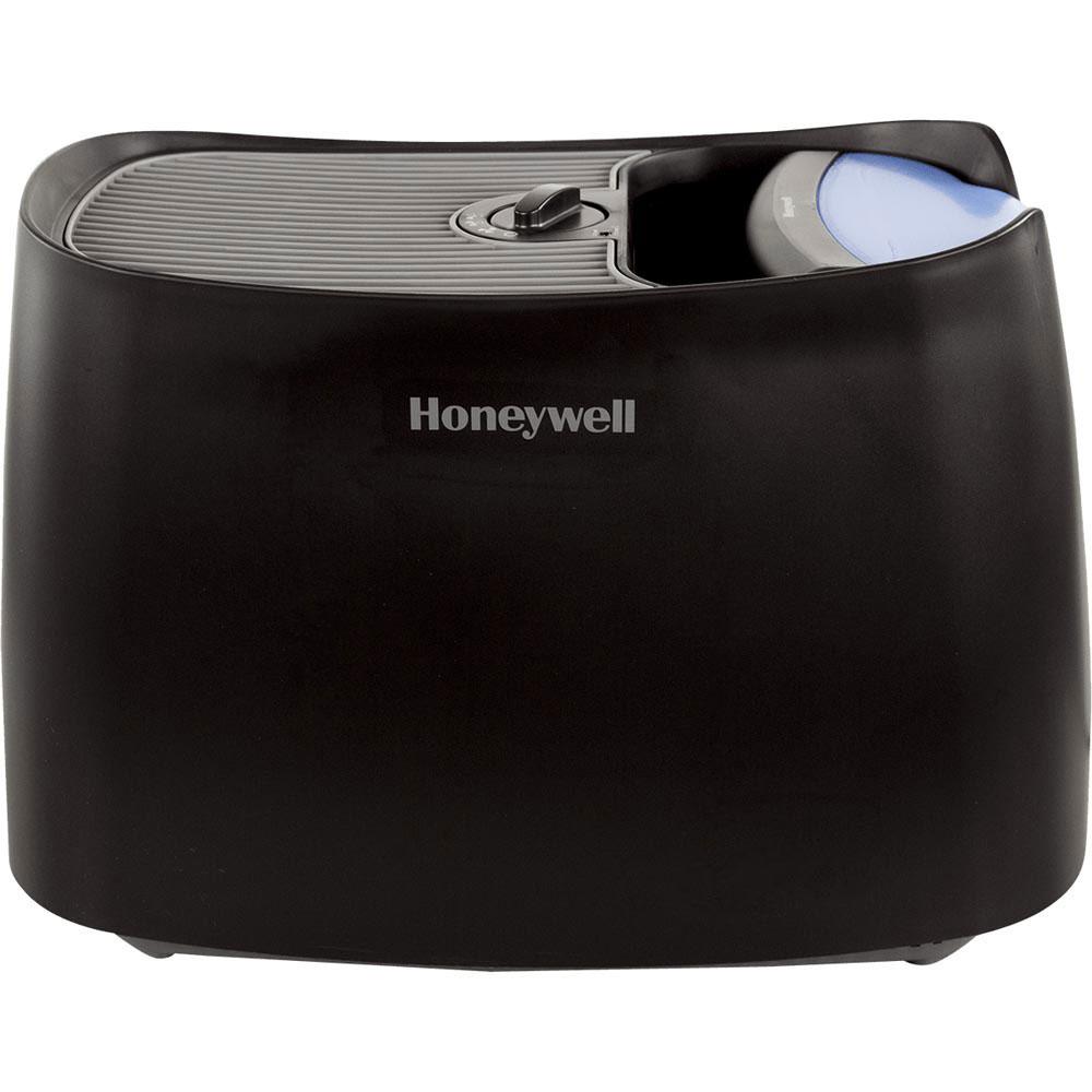 honeywell hcm 350b uv cool moisture germ humidifier black honeywell uv cool moisture germ humidifier hcm 350b