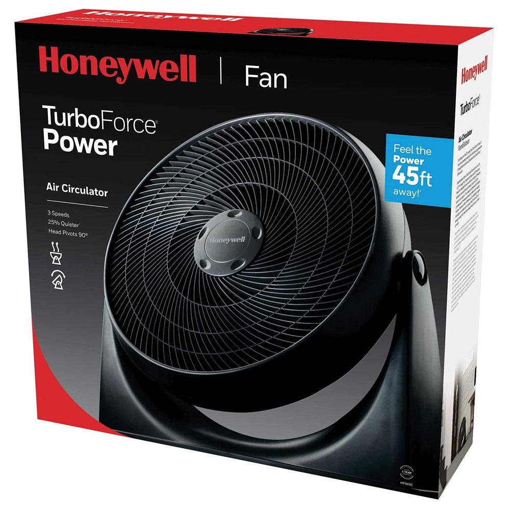 Honeywell Floor Fan : Honeywell hf turboforce floor fan