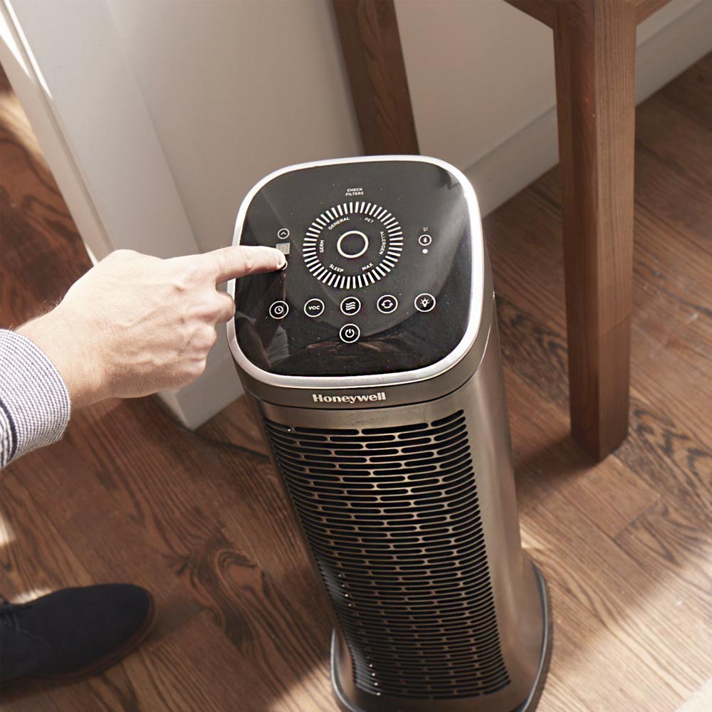 honeywell air genius 6 air purifier