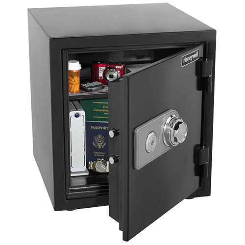 Honeywell 2105 Fire Safe (1.2 cu ft.) - Combination Lock