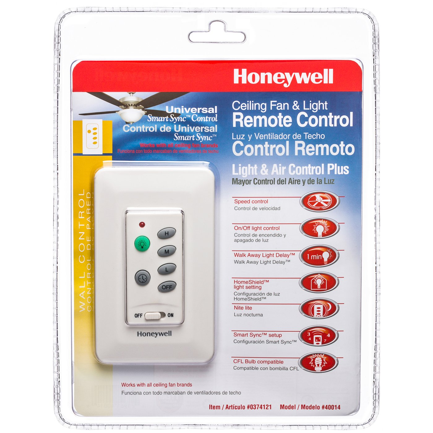 Ceiling Fan Wall Mounted Remote Shelly Lighting