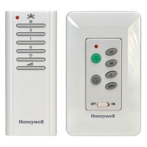 Honeywell combo wall and handheld control ceiling fan remote model honeywell combo wall and handheld control ceiling fan remote model 40015 aloadofball Choice Image