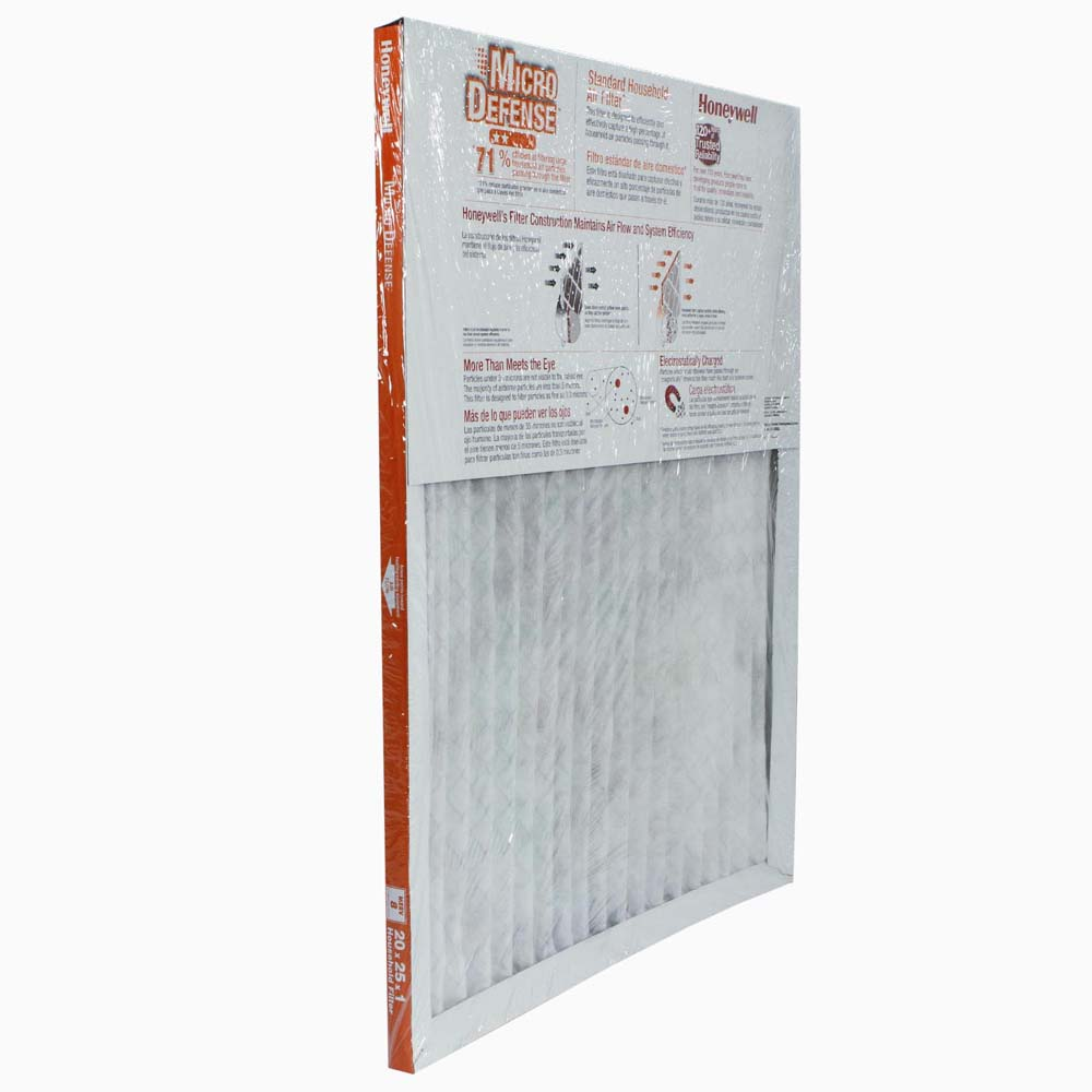 Honeywell home air filters