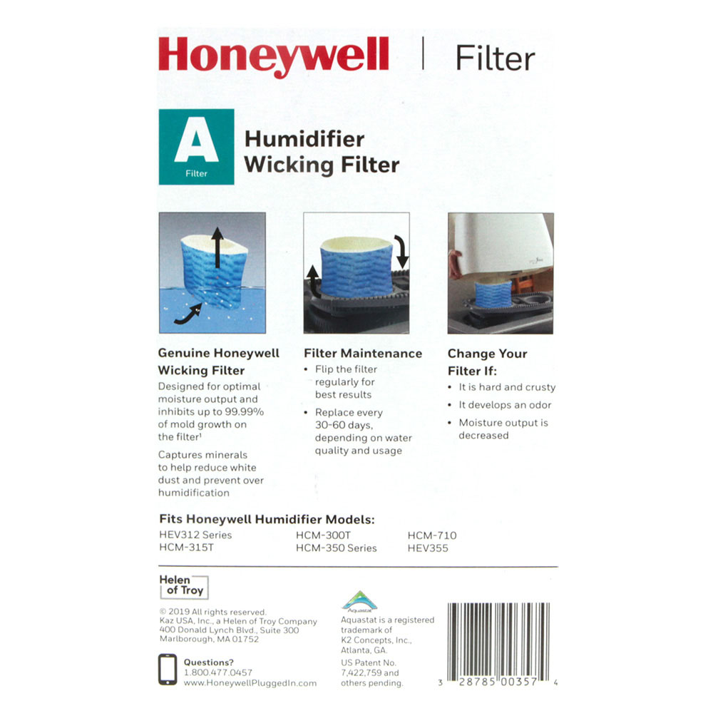 honeywell hac504v1 humidifier replacement filter honeywell store honeywell hac 504 humidifier replacement filter filter a