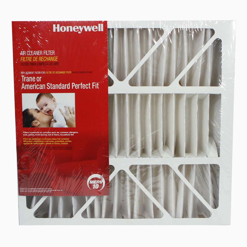 Honeywell Air Filter High-Efficiency TRN2121R1/E, 21x21.5x5 - Merv 10