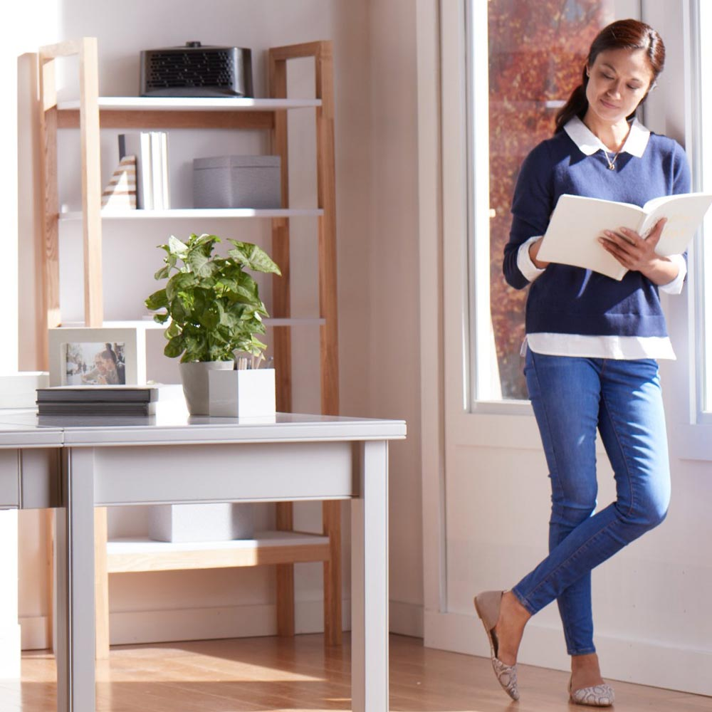 Honeywell True HEPA Tabletop Allergen Remover Air Purifier - Black, HPA020B