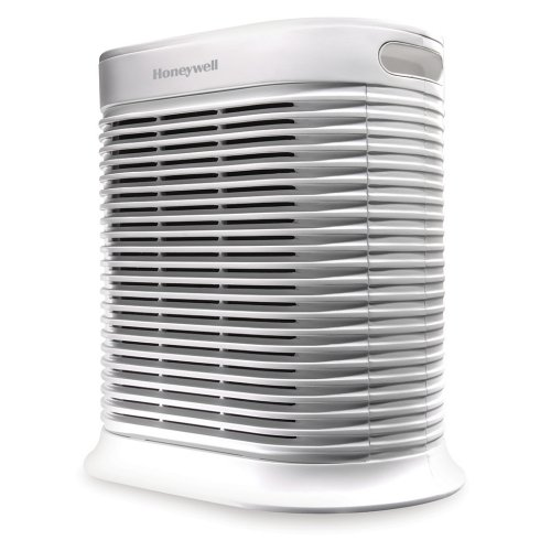 Honeywell True HEPA Air Purifier with Allergen Remover - White, HPA104
