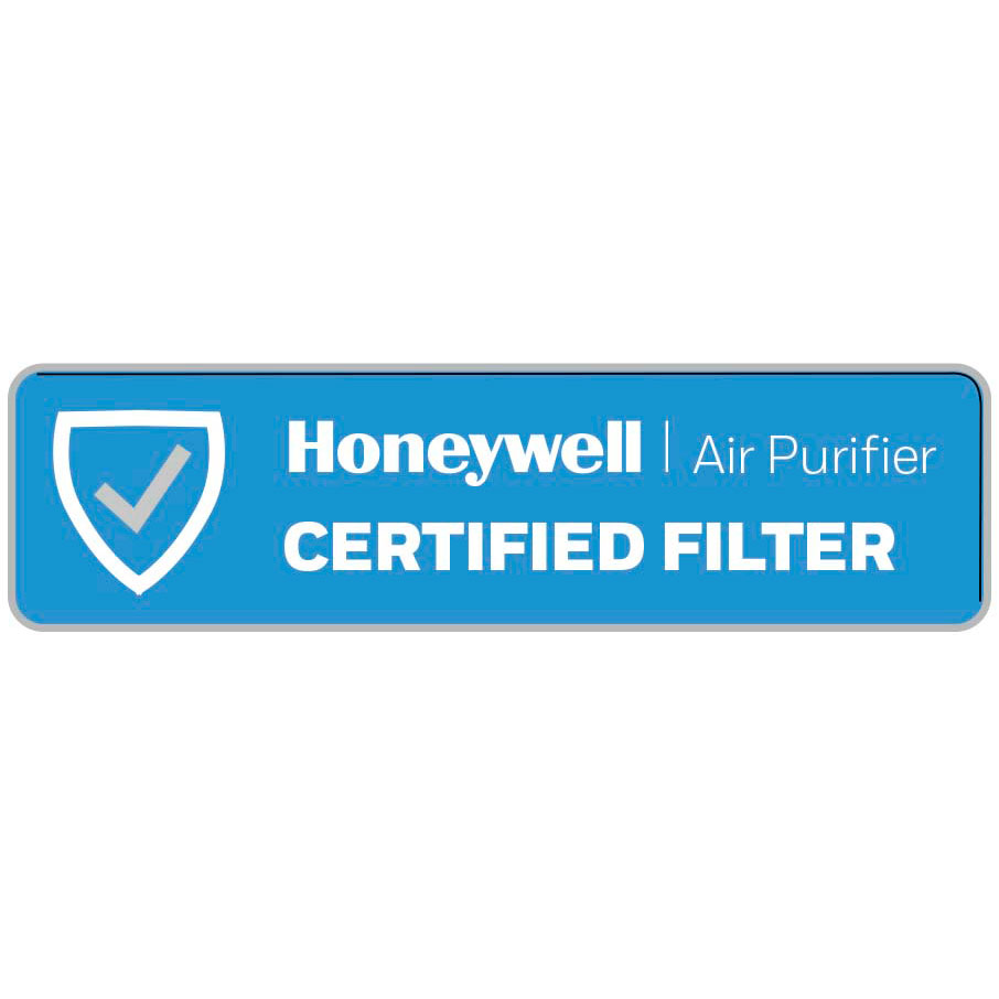 Honeywell HRF-A300 Pre-Cut Carbon Pre-Filter For HPA300 Series Air Purifiers - 4 Pack (Filter A)