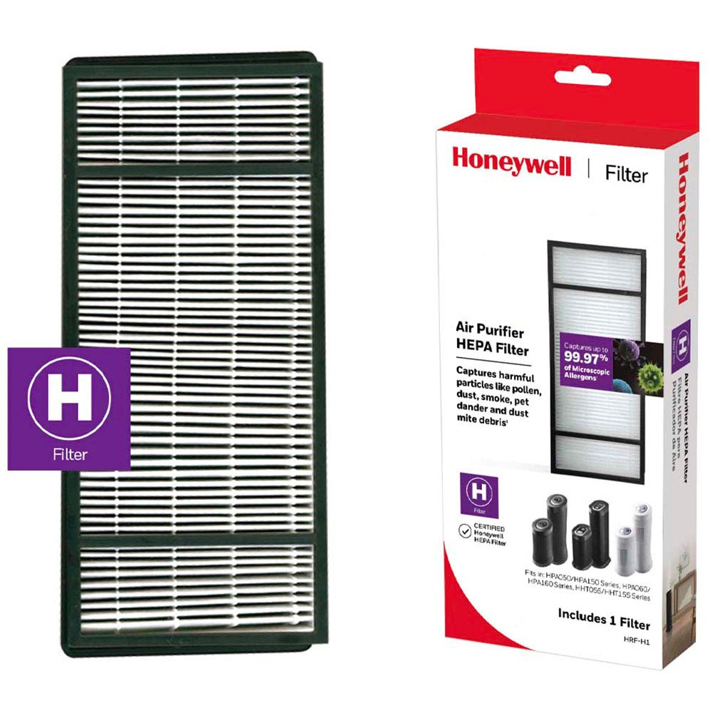 Honeywell Filter H True HEPA Replacement Filter, HRF-H1