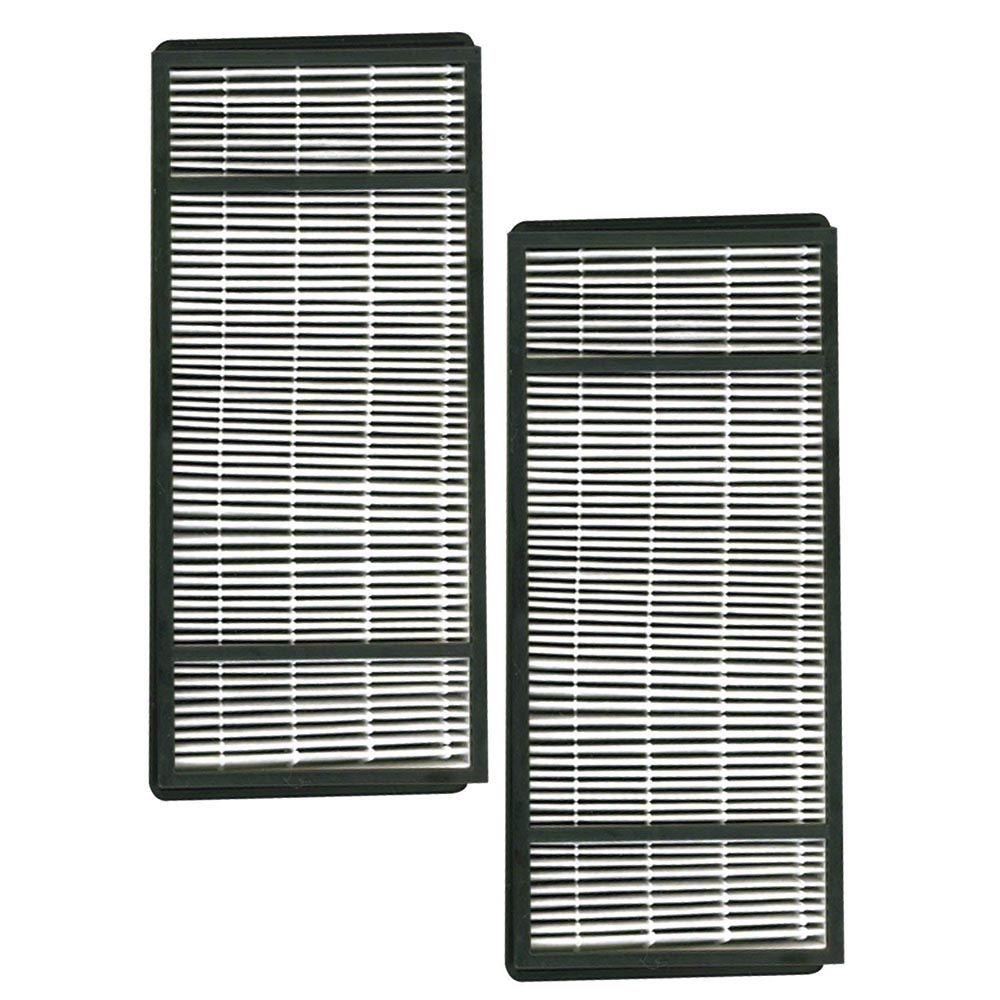 Honeywell Filter H True HEPA Replacement Filter - 2 Pack, HRF-H2