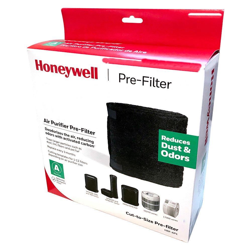 Honeywell Filter A Universal Carbon Pre-filter, HRF-AP1 (Replaces 38002)