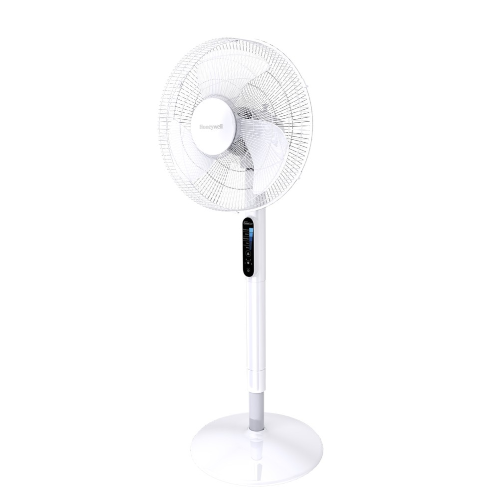Honeywell Hsf600w Advanced Quietset 16 Stand Fan With Noise