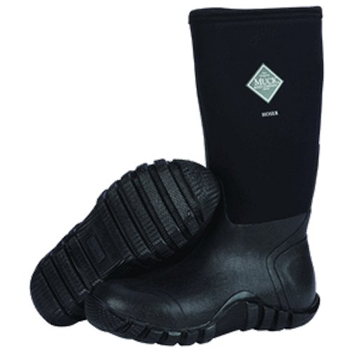 48654d08902 Muck Boot Hoser Hi Classic All-Conditions Work Boot (Black)
