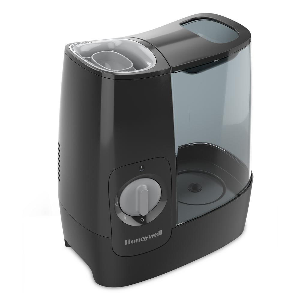 Honeywell Filter Free 1 Gallon Warm Mist Humidifier - Black, HWM845B