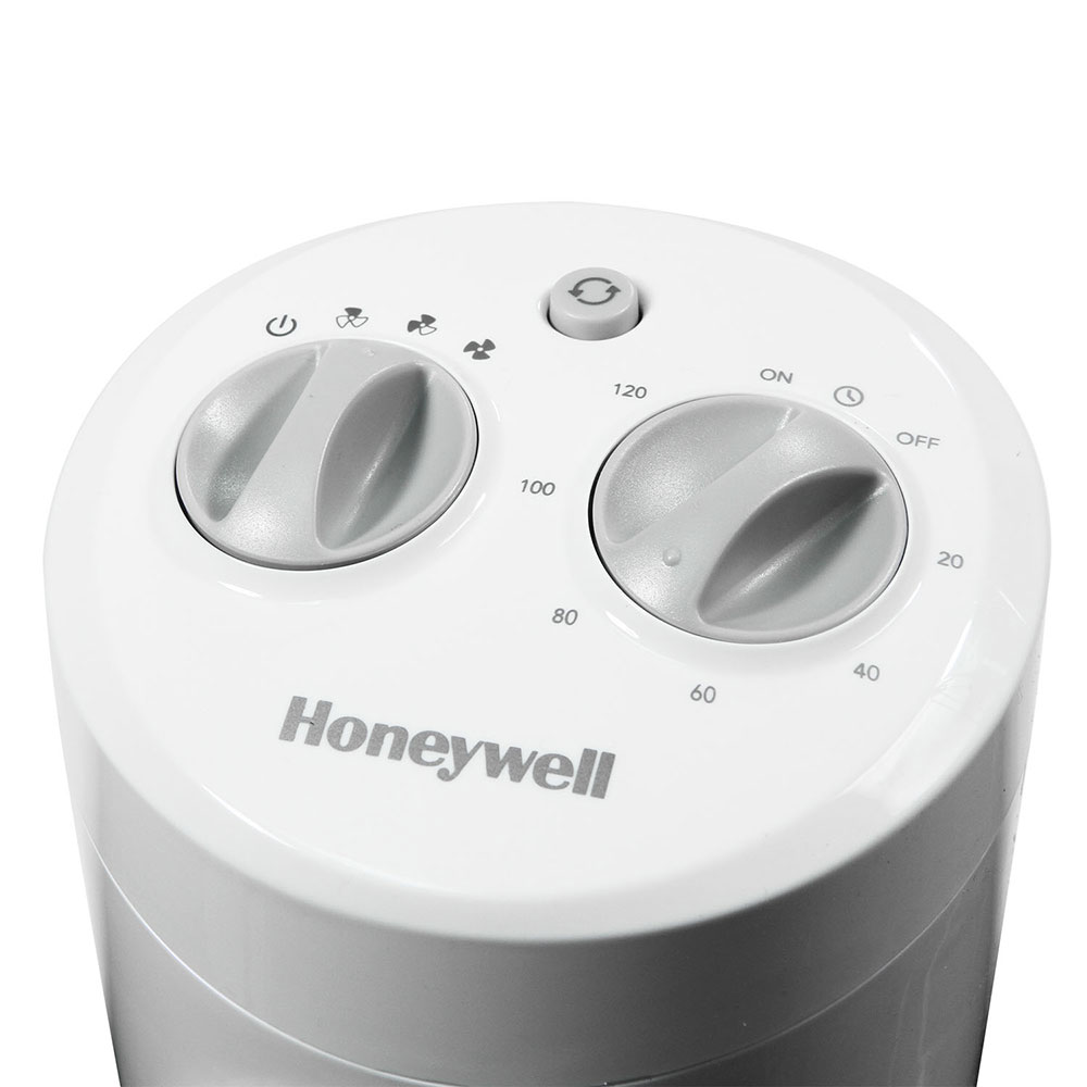Honeywell Comfort Control Tower Fan, 38 Inch with Oscillation - HYF013W