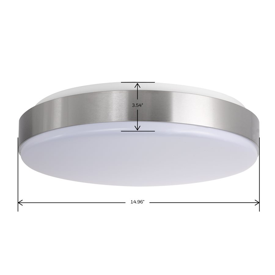 honeywell kt115d41110 led indoor ceiling light 1500 lumen honeywell store. Black Bedroom Furniture Sets. Home Design Ideas