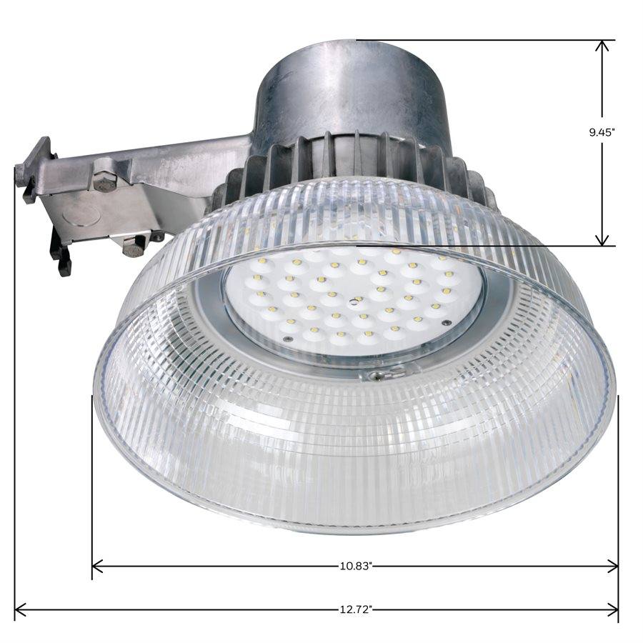 Honeywell Weathered LED Security Light, 3500 Lumen, MA0201-17