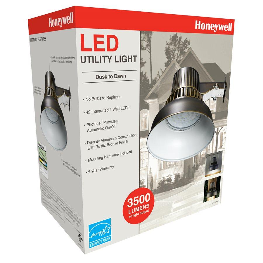Honeywell Ma0251 Led Security Light 3500 Lumen