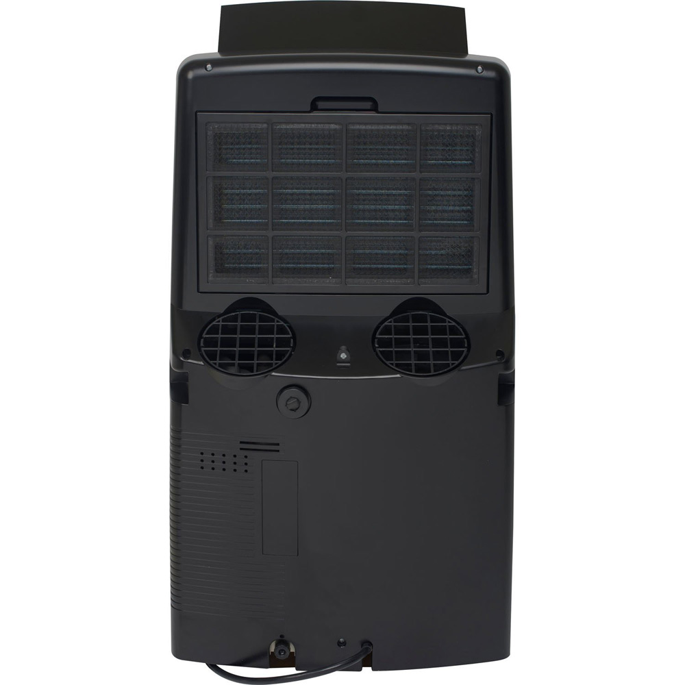 Honeywell MM14CCSBB Portable Air Conditioner, 14,000 BTU Cooling, LCD Display, Single Hose (Black)