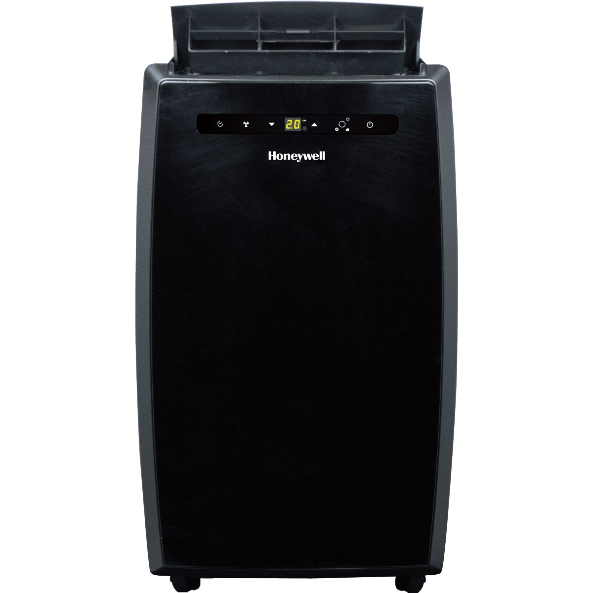 Honeywell MN10CESBB Portable Air Conditioner, 10,000 BTU Cooling, LED Display, Single Hose (Black)
