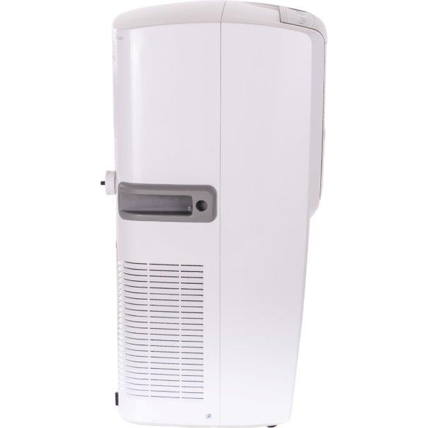 Honeywell MP10CESWW Portable Air Conditioner 10,000 BTU Cooling, Soft-Touch LED Display, Single Hose (White)
