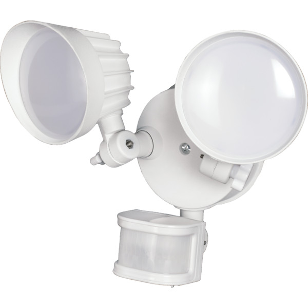 Honeywell 2-Stage LED Floodlight In Diecast Aluminum, 2000 Lumens, NS0411-06