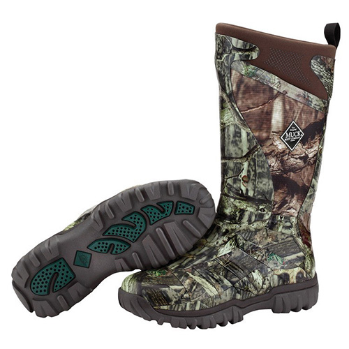 Muck Boots Pursuit Supreme Hunting Boot Mossy Oak Infinity Mens 14 PSF-INFT NIB