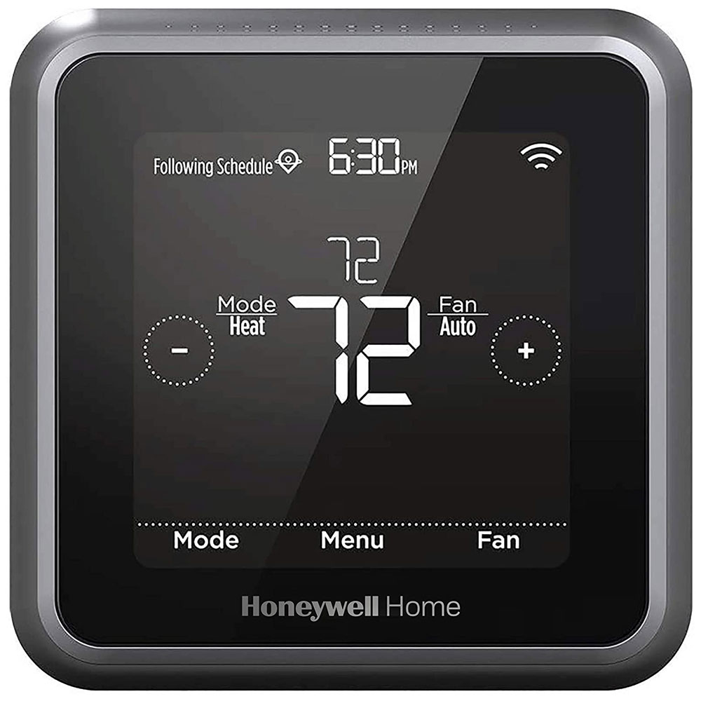 Honeywell Wi Fi Thermostat Manual Product User Guide Instruction Alarma M7240 De Pdf Rcht8610wf Lyric T5 Store Rh Honeywellstore Com Wifi