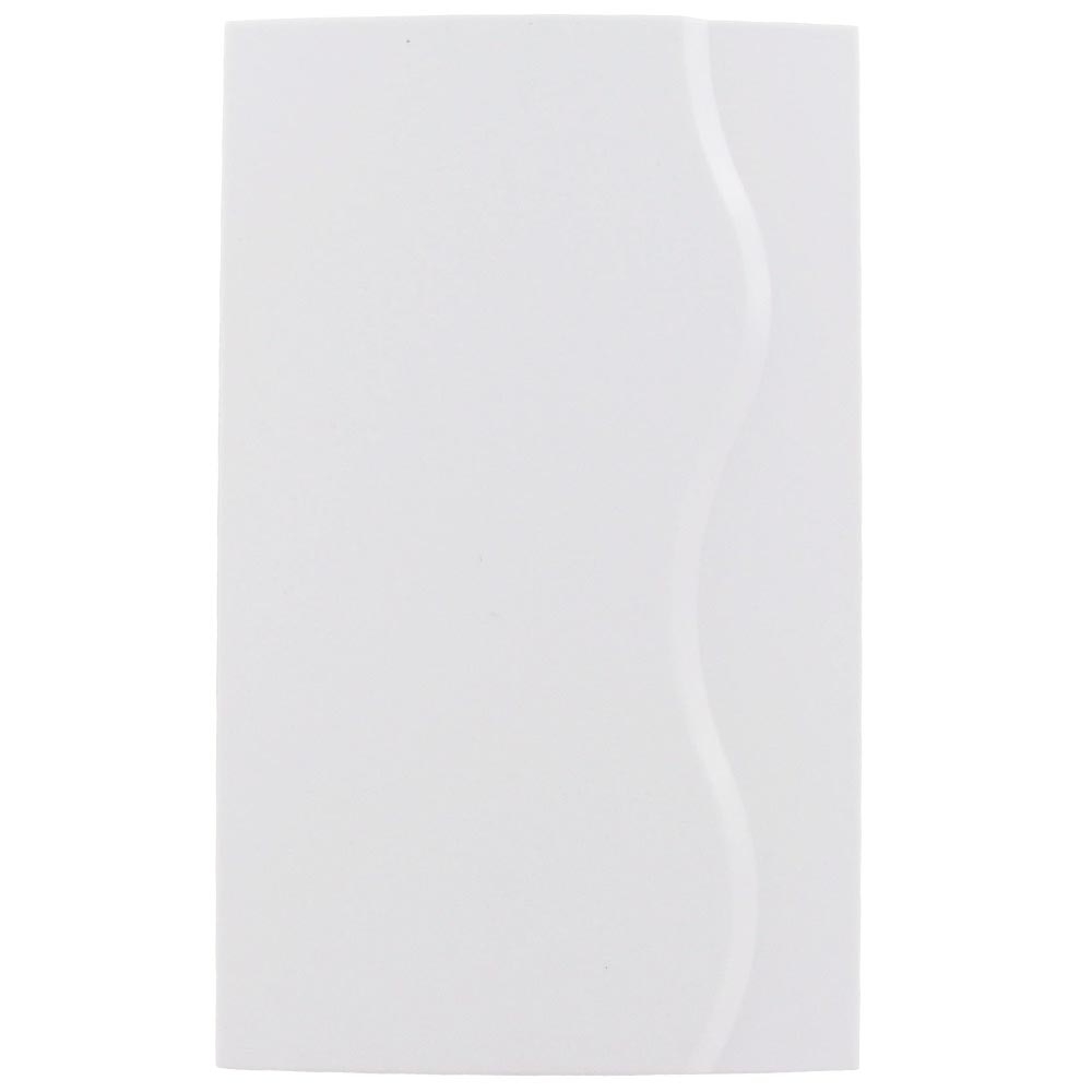 Honeywell RCW101N1008/N Wired/Battery Powered Door Chime, White Finish