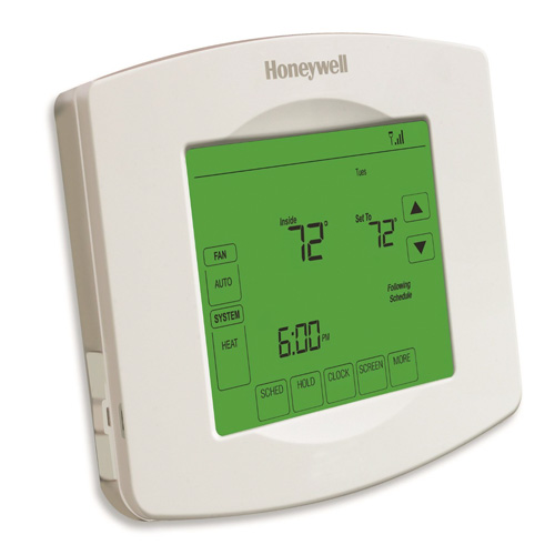 Honeywell Wi-Fi 7 Day Programmable Thermostat ...
