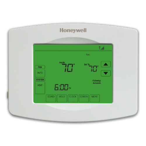 Honeywell Home WiFi Thermostats for all home heating systems