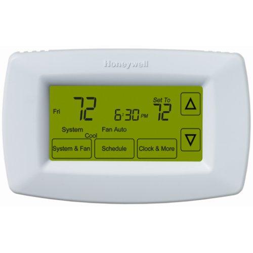 Honeywell RET97C0D1005/U Touchscreen 7-Day Programmable Thermostat