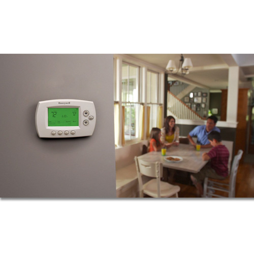 Honeywell RET97E5D1005/U Wi-Fi 7-Day Programmable Thermostat