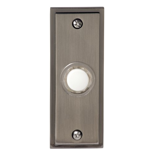 Wired Recessed Illuminated Push Button Door Chime R 202a1009a on recessed lighting wiring diagram