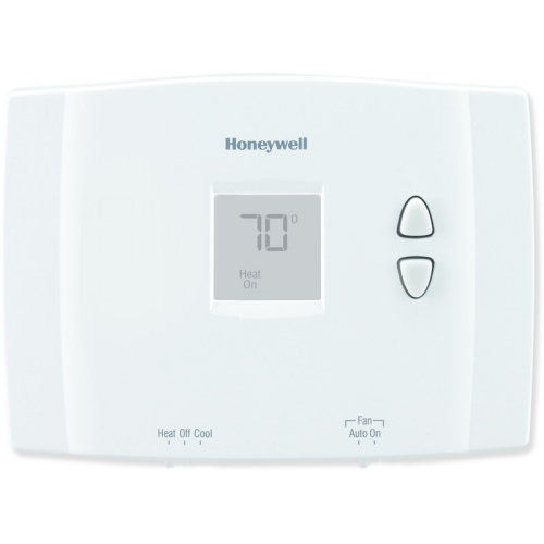 Honeywell RTH111B1016 Horizontal Digital Non Programmable Thermostat