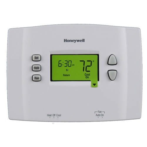 honeywell rth2410b1001 u 5 1 1 day programmable thermostat rh honeywellstore com Honeywell Non Programmable Thermostat Manual honeywell electronic programmable thermostat owner's manual