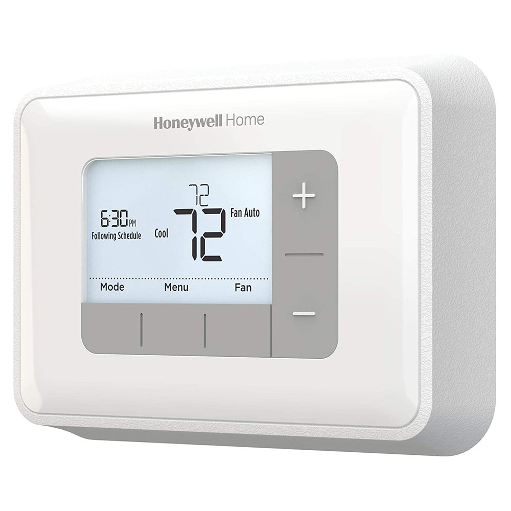 how to use honeywell programmable thermostat