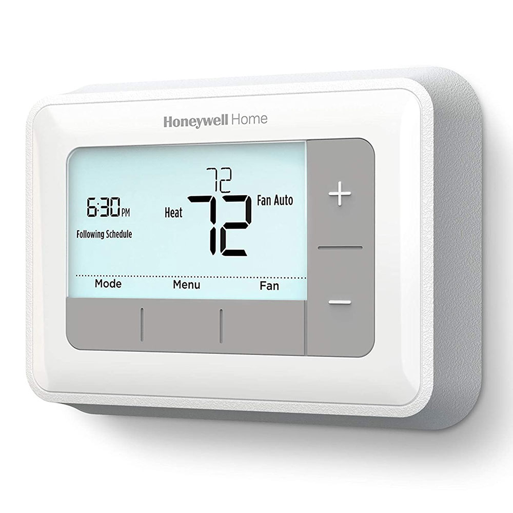 Honeywell Thermostat Manual Rth7500d1007 Online User Rthl3550d Wiring Diagram Wire Data Schema Rth7560e Conventional 7 Day Programmable Rh Honeywellstore Com Old Manuals