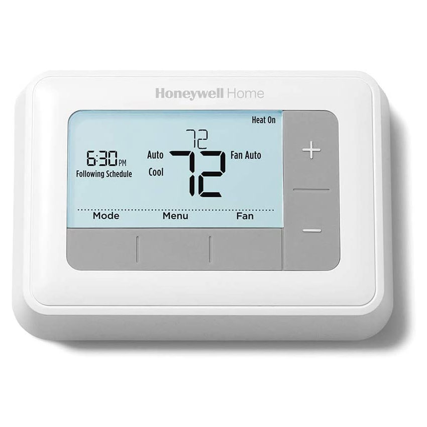 Honeywell T5 7 Day Programmable Thermostat Wiring Diagram All Kind Luxury Room Diagrams 39 Images Digital