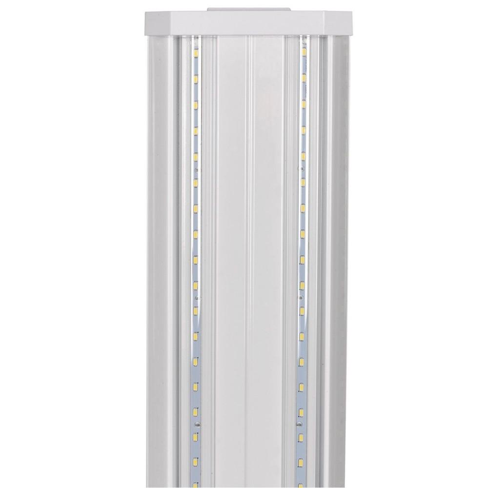 Honeywell 4-Foot LED Aluminum Shop Cafe Light, 4500 Lumen, SH445501Q110