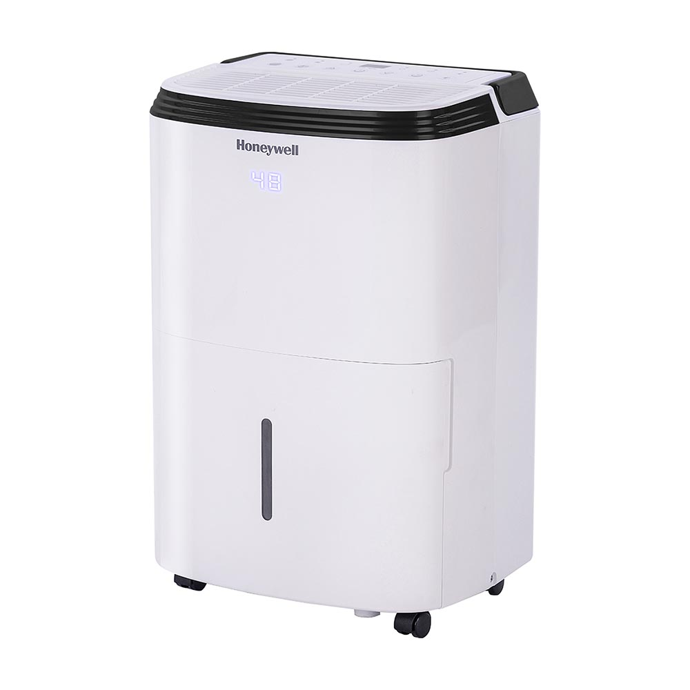 Honeywell TP50WK 50 Pint Energy Star Dehumidifier for Medium Basement & Rooms Up to 3000 Sq. Ft.