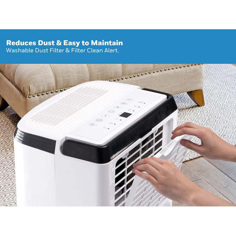 Honeywell TP50WKN 50-Pint Energy Star Dehumidifier for Medium Rooms Up To 3000 Sq. Ft.