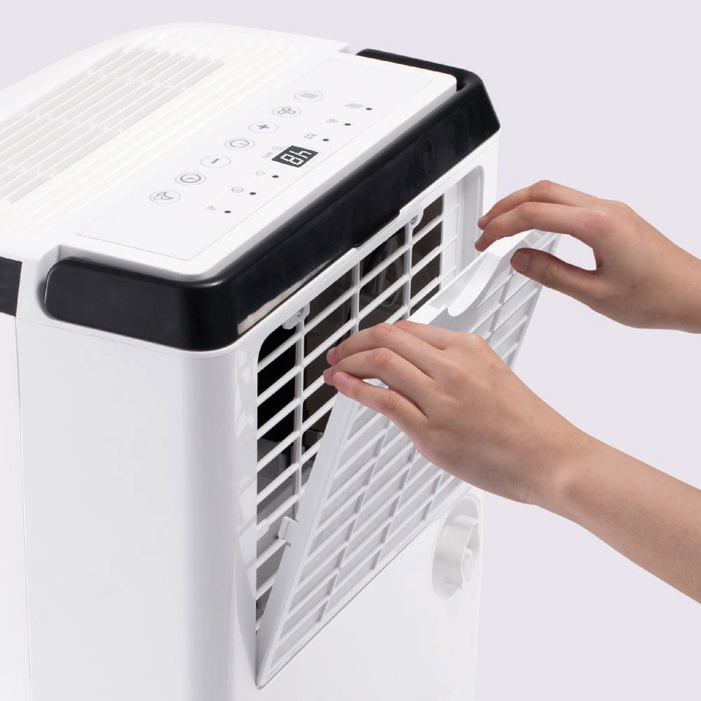 Honeywell TP70PWK 70 Pint Dehumidifier with Built-In Drain Pump for Large  Basement & Rooms Up To 4000 Sq  Ft