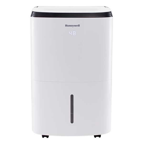 Honeywell TP70PWKN 70-Pint Energy Star Dehumidifier with Built-In Pump for Larger Rooms Up To 4000 Sq. Ft.