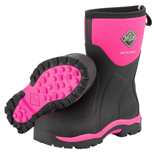 451a6cfaacd5 Muck Boots Women s Arctic Sport Extreme Boot in Hot Pink