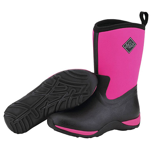 Womens Hot Pink Muck Boots