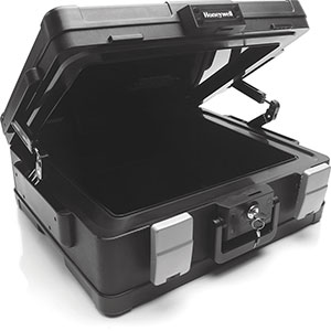 Honeywell 1114 Lightweight Fire and Waterproof Chest  (.39 cu ft.)