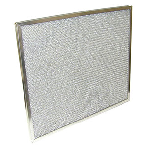 Honeywell 195910, Pre-Filter for Honeywell Commercial Air Cleaner for F57A Series, Aluminum Mesh (25 x 21. 3/8 x 7/8 in.)